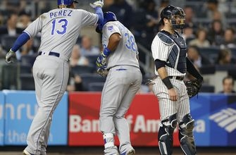 Duffy beats Yanks for 2nd time in week as Royals win 6-2 (May 23, 2017)