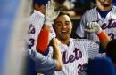 Bats spot Matt Harvey large lead early as Mets cruise to 9-3 win