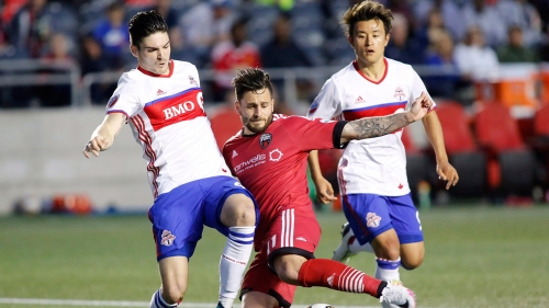 Fury take advantage of disjointed TFC in Voyageurs Cup semifinal