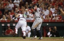 Indians 8, Reds 7: Edwin Encarnacion's two homers lead Indians over Reds