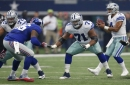 The biggest question mark on offense for the Cowboys is... the offensive line?