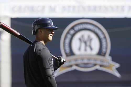 Yankees prospect Gleyber Torres goes 1-for-3 in Triple-A debut