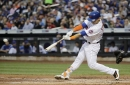 Michael Conforto continues red-hot hitting in Mets leadoff spot