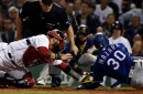 Rangers fall to Red Sox 11-6