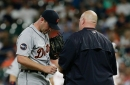 Astros 6, Tigers 2: A throwaway game
