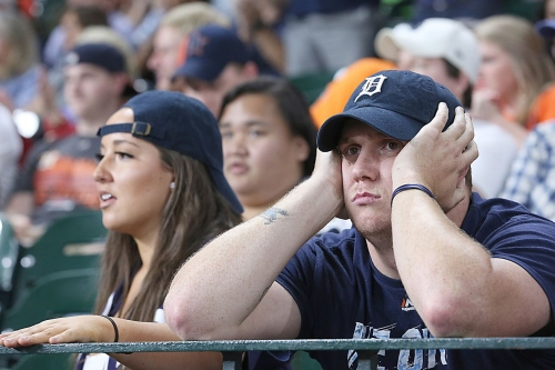 Detroit Tigers Links: Let's not talk about last night after this