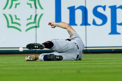 Astros 1, Tigers 0: Detroit bats fall silent against Brad Peacock, Houston bullpen
