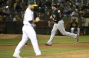 Bour's four hits helps Marlins hold off Athletics 11-9 (May 23, 2017)