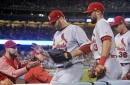 Cardinals news and notes: Robert, Sierra, Dodgers