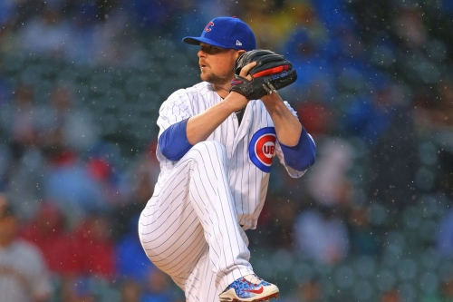 Cubs 4, Giants 1: Jon Lester's Day