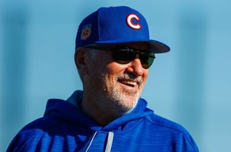 Cubs manager Joe Maddon admits he has a 'defensive foot fetish'