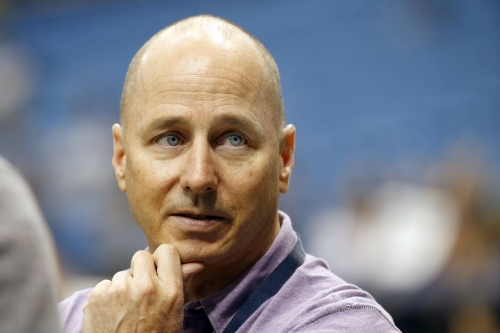 Ex-mistress of Yankees' Brian Cashman detained by immigration agents in N.J., report says