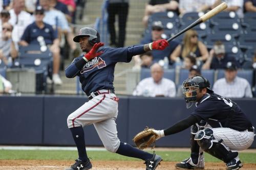 Atlanta Braves Minor League Recap: Ozzie Albies goes ham