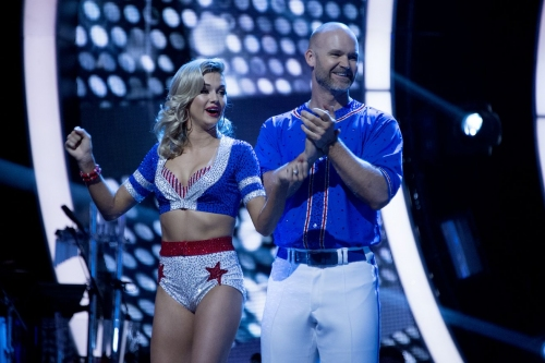 David Ross Dances Into The Heart of America