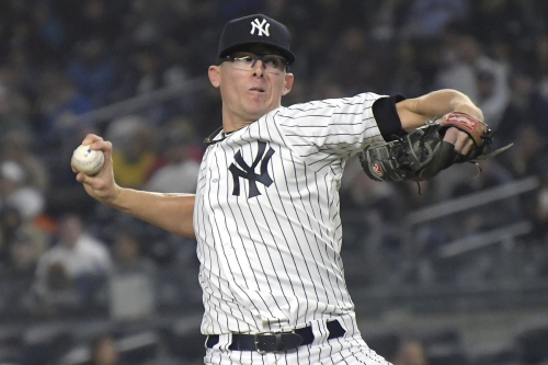 Let's pause for the relentless excellence of Tyler Clippard