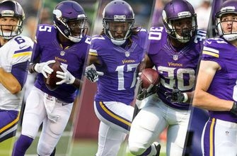 Make or break: Vikings players with uncertain futures