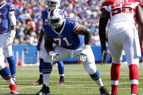 Should the Chargers sign Cyrus Kouandjio
