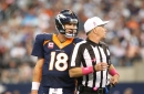 Here's why Peyton Manning wrote an apology to a referee in 2014
