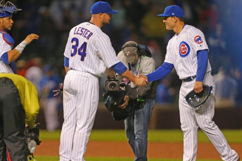 Cubs Heroes and Goats: Game 44