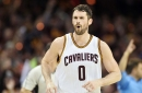 A formal petition to credit Kevin Love for an assist on LeBron's missed dunk