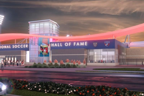 FC Dallas releases new renderings of Hall of Fame section at Toyota Stadium
