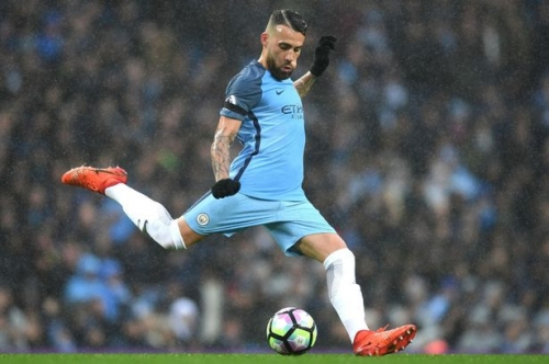 Is Nicolas Otamendi now the odd man out in the Man City defence?