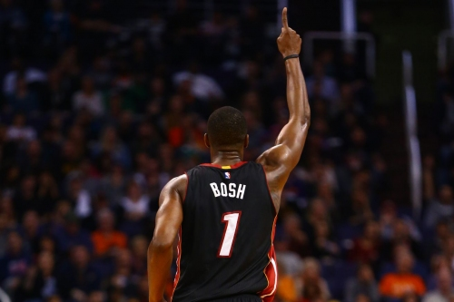 Report: Chris Bosh, Miami Heat agree to terms on contract resolution