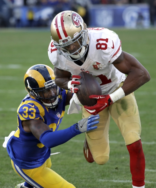 Bills sign wide receiver Rod Streater, tight end Saxton The Associated Press