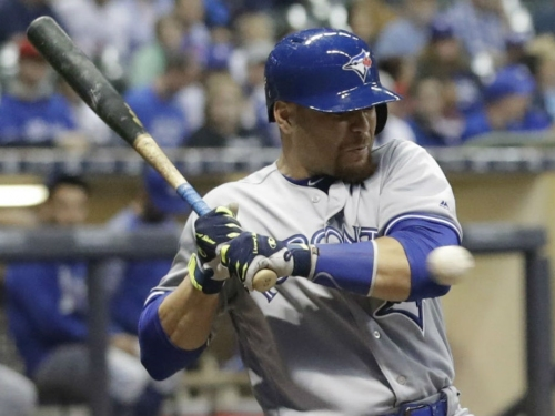Toronto Blue Jays do a little bit of everything to grind out one-run victory against Milwaukee Brewers