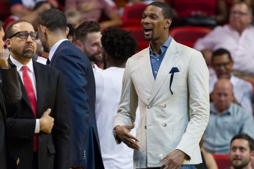 Would Chris Bosh be a good fit in Boston?