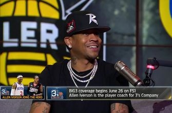 Allen Iverson talks Jordan, LeBron, life after the NBA and more | THE HERD (FULL INTERVIEW)