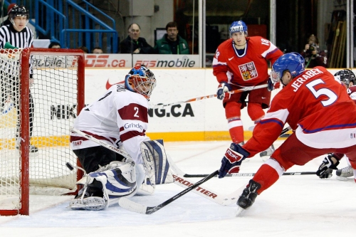 Jakub Jerabek named to KHL First All-Star Team