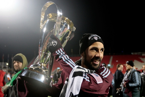 Rapids' Pablo Mastroeni on U.S. Soccer Hall of Fame ballot for first time