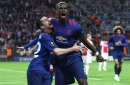 Manchester United 2-0 Ajax: Reds win historic Europa League title