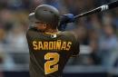 Orioles claim Luis Sardinas off waivers from Padres