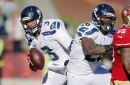 """Despite years of evidence, Michael Robinson still calls Russell Wilson """"complementary factor"""""""