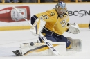 Pekka Rinne has Nashville in 1st Stanley Cup Final with smothering run