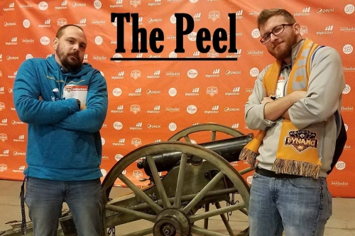 The Peel Episode 32: The One Where Eddie Calls In