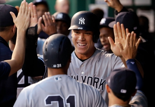 Yankees can begin to dream of what lineup may become