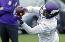 Vikings' Floyd gets fresh start with hometown team, familiar teammates