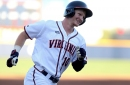 Virginia's Pavin Smith continues to improve as a power hitter on the baseball field