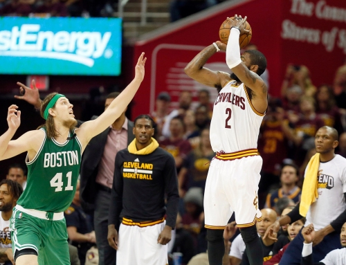 Who's the most clutch Cleveland Cavalier: LeBron James or Kyrie Irving?