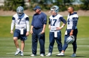 The funniest moments so far at Cowboys OTAs involve a massive offensive lineman and Jason Witten