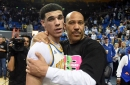 Magic Johnson says if Lonzo Ball doesn't have a problem with his father, the Lakers don't either