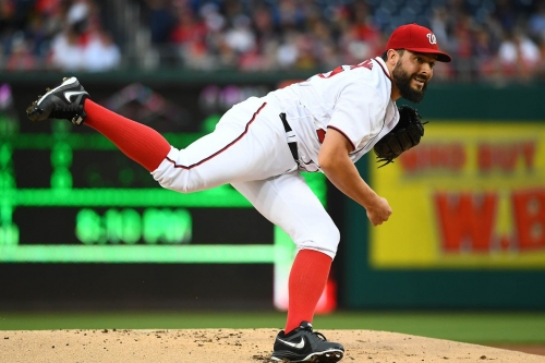 Tanner Roark leads Washington Nationals to 5-1 win over the Seattle Mariners
