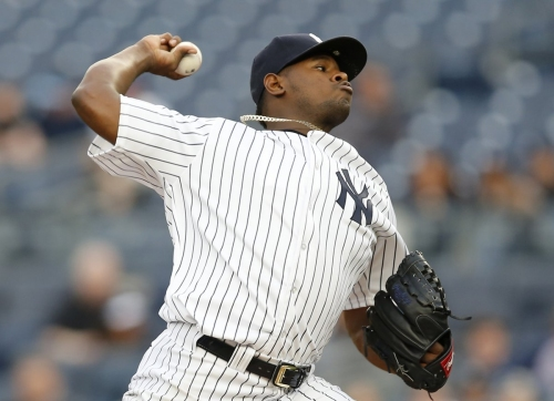 Luis Severino tosses eight shutout innings in Yankees' 3-0 win