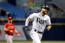 Rays 5, Angels 2: Souza leads the band