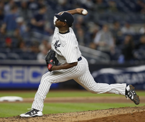 Luis Severino shows how far he's come with latest Yankees' win