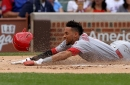 Billy Hamilton scores from 1B on a single, runs Reds straight into comeback win over Cleveland