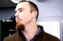 Sam Dyson talks 9-4 loss against Red Sox